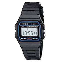 CASIO F91W-1 Casual Sport Watch Review