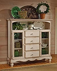 Wilshire Four Drawer Baker's Cabinet