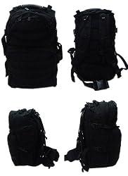 MOLLE Medium USMC Assualt Backpack Pack-BLACK