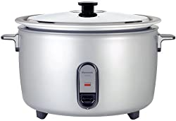 "Panasonic SR-GA721 40-cup (Uncooked) Commercial (208V) Rice Cooker, ""NSF"" Approved"