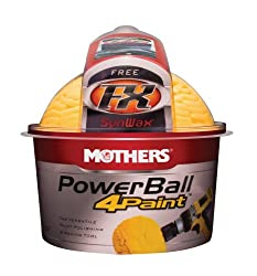 Mothers 05147-6 PowerBall 4Paint Kit, (Pack of 6) Review