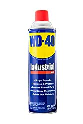 WD-40 100164 Multi-Use Product Spray Industrial Size 16 oz. (Pack of 1)