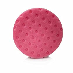 Chemical Guys  BUFLC1036 Lake Country Heavy Polishing Pad, Pink – 6.5 in. Review