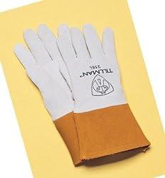 Tillman 25BL Deerskin Split TIG Welding Gloves – XL