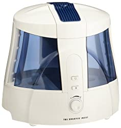 The Sharper Image EV-HD15 Cool Mist Ultrasonic 1.6-Gallon Humidifier with Clean Mist Technology