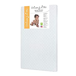 Dream On Me 3″ Portable Crib Mattress