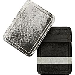 Steiner 15A82  Premium Double Layer Back Hand Pad, 5.5-Inch x 7.5-Inch (2-Pack)
