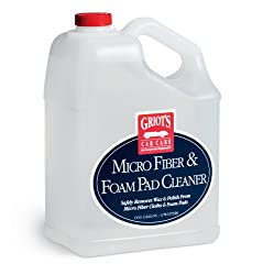 Griot's Garage 11067 Micro Fiber and Foam Pad Cleaner – 1 Gallon Review