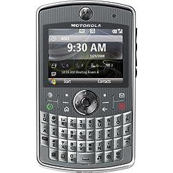 Motorola Q9H Quad-band GSM Cellular Phone – Silver – Unlocked