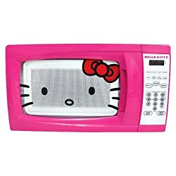 Hello Kitty Microwave Oven