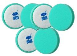 6 Pack Cyclo Premium Green Foam Pads Review