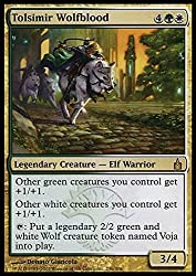 Magic: the Gathering – Tolsimir Wolfblood – Ravnica