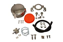 New Era Air Cleaners Assembly Kit for 91-up XL Harley Sportster Models CV Carbs
