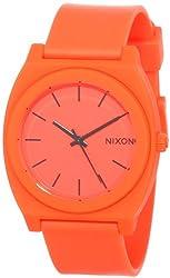 NIXON Unisex NXA1191156 Classic Analog Plastic Watch