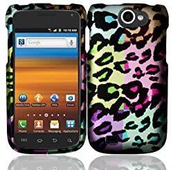 Samsung Colorful Leopard Design Hard Case Cover for Samsung Exhibit 2 II T679