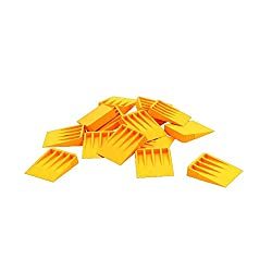 Bon 87-214 1-1/8-Inch by 15/16-Inch Bucket of Super Tile Wedges, 75-Pieces