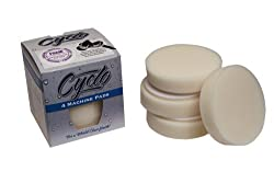 Cyclo (72-110×4-4PK) White Foam Finishing Pad with Loop, (Pack of 4) Review
