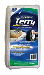 Microtex (R-400554-55PK) Terry Towel, (Pack of 55) Review