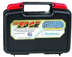 Flambeau 6514TR Edge Tradesman Precision Tool Storage Case, 14-Inches