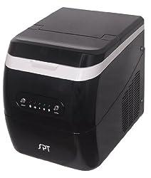SPT IM-123B Portable Ice Maker, Black Review