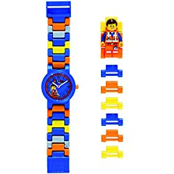 LEGO Kids' 8020219 Emmet Watch with Minifigure Link Review