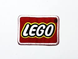 Lego Logo Iron on Patch for Cloth,hat,jeans,t Shirt