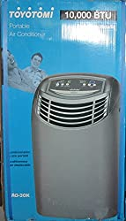 Toyotomi TAD-30K-S 10,000BTU Portable Air Conditioner